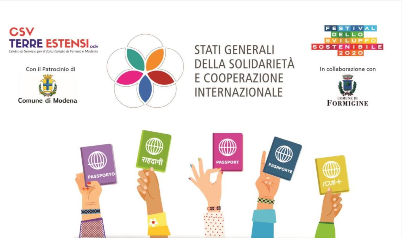 Il valore delle reti di solidarietà e cooperazione internazionale nella sfida dopo l'emergenza Covid
